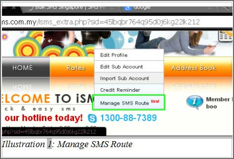 How to Manage SMS Route in Bulk SMS Malaysia