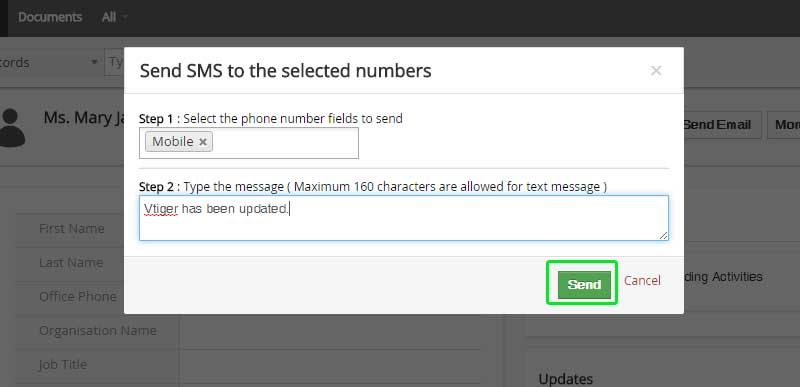 vTiger SMS | SMS Marketing | Bulk SMS Malaysia | How to