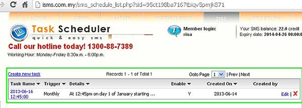 How to Create Bulk SMS Scheduler With PHP Code